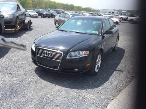 2007 Audi A4 for sale in Moosic, PA