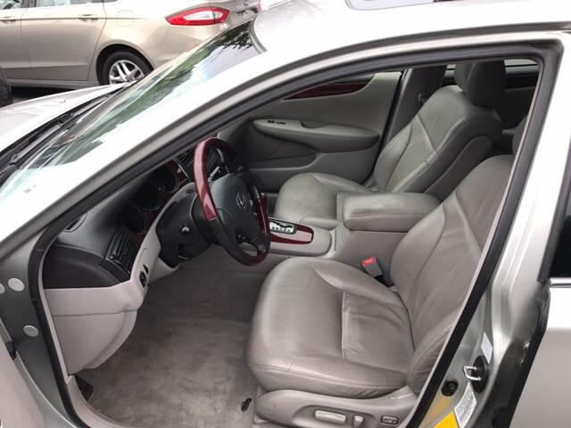 2003 Lexus ES 300 4dr Sedan - Wilson NC