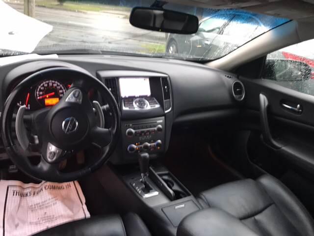 2010 Nissan Maxima 3.5 SV 4dr Sedan - Wilson NC