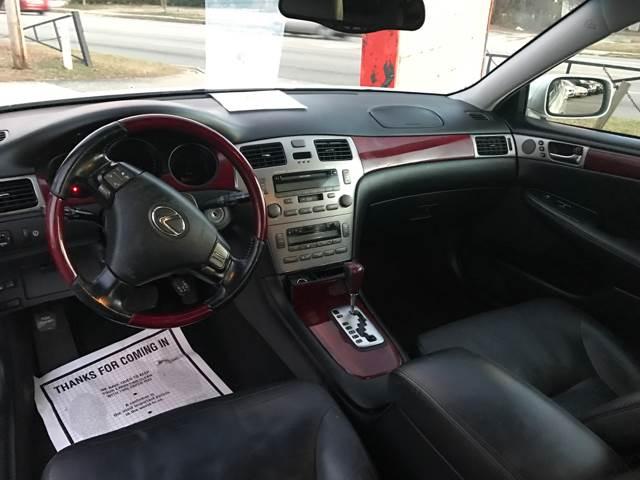 2005 Lexus ES 330 4dr Sedan - Wilson NC