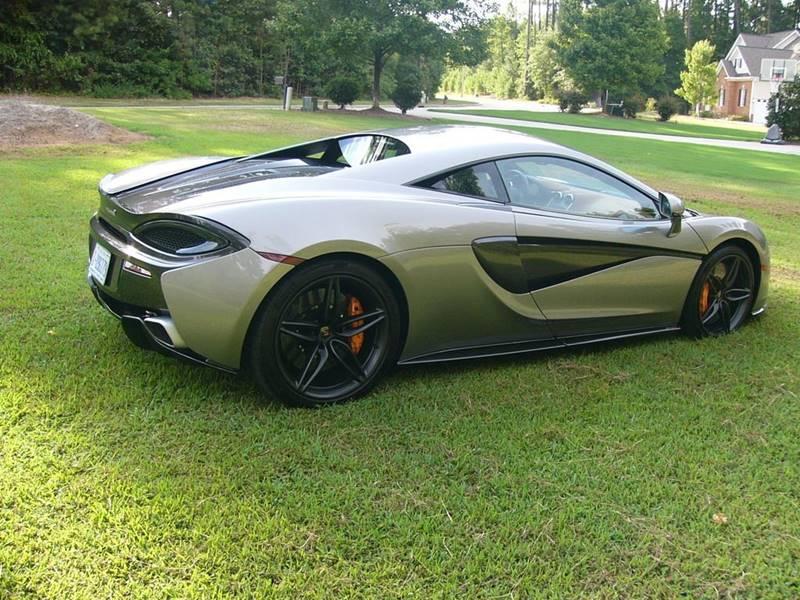 2016 McLaren 570S Base 2dr Coupe - Wilson NC