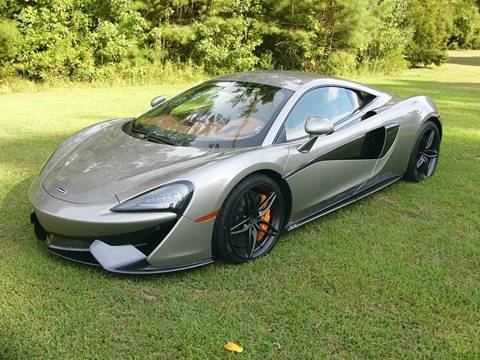 2016 McLaren 570S Coupe for sale in Wilson, NC
