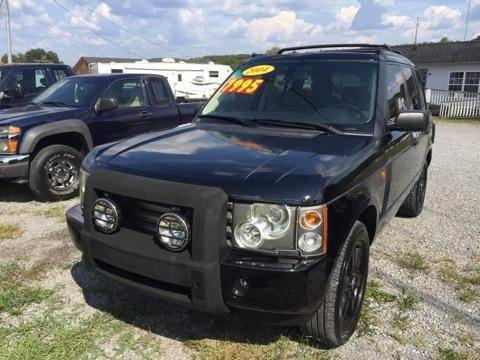 2004 Land Rover Range Rover for sale in Athens, TN