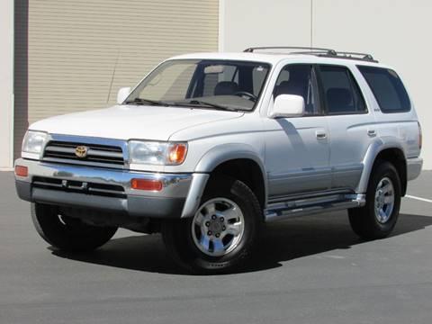 1996 Toyota 4Runner For Sale In Las Vegas, NV