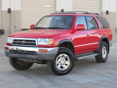1999 toyota 4runner transmission fluid change