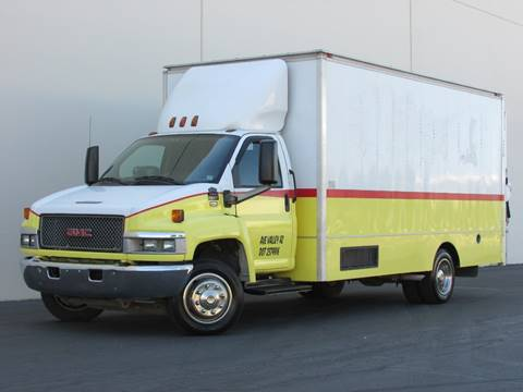 2006 GMC C5500 for sale in Las Vegas, NV