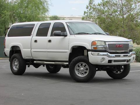 2004 GMC Sierra 2500HD for sale in Las Vegas, NV