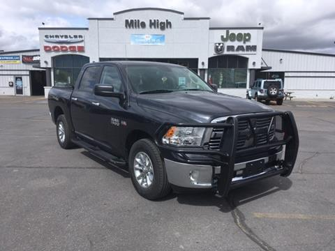 2014 RAM Ram Pickup 1500 for sale in Butte, MT