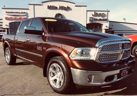 2014 ram ram pickup 1500 for sale in butte mt for Mile high motors butte