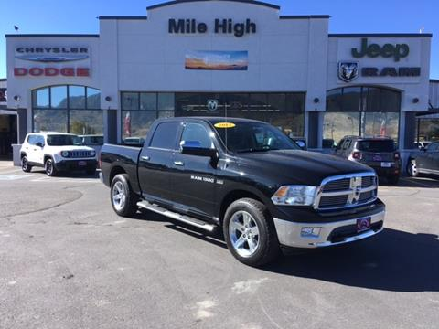 2012 RAM Ram Pickup 1500 for sale in Butte, MT