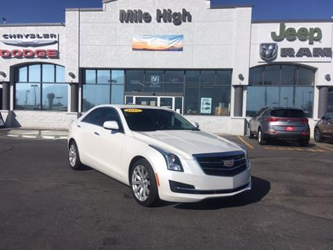 2017 Cadillac ATS for sale in Butte, MT