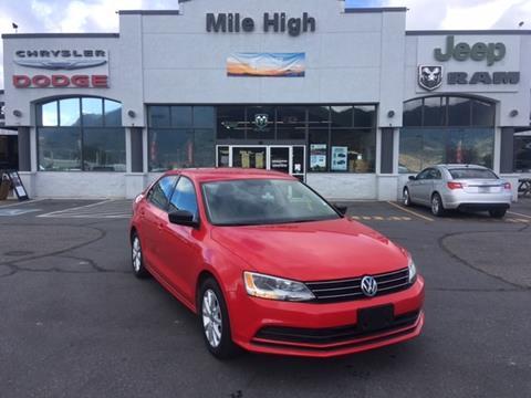 2015 Volkswagen Jetta for sale in Butte, MT