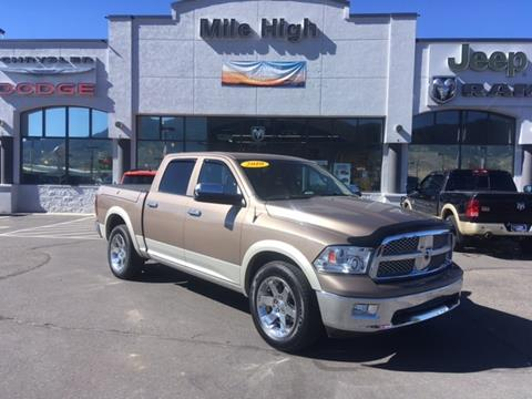 2010 Dodge Ram Pickup 1500 for sale in Butte, MT