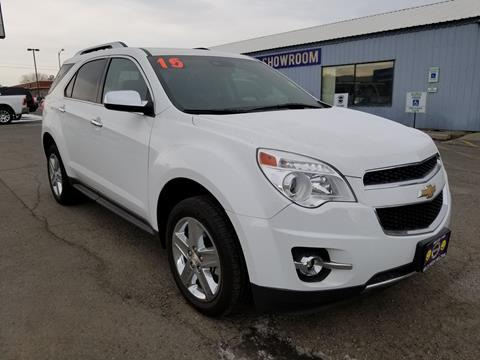 Chevrolet equinox for sale in butte mt for Mile high motors butte