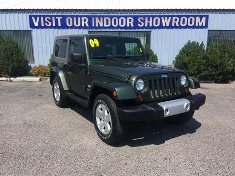2009 Jeep Wrangler for sale in Butte, MT