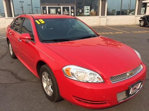 2013 Chevrolet Impala for sale in Butte, MT