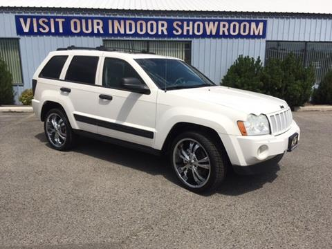 2005 Jeep Grand Cherokee for sale in Butte, MT