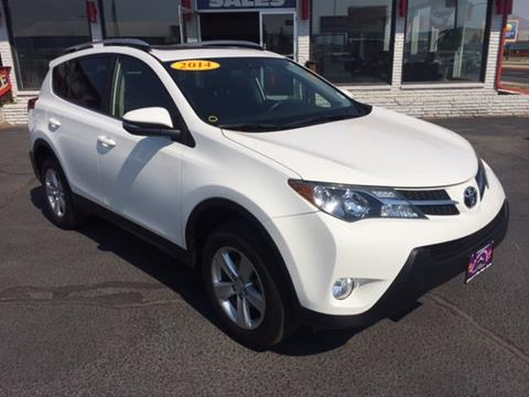 2014 Toyota RAV4 for sale in Butte, MT