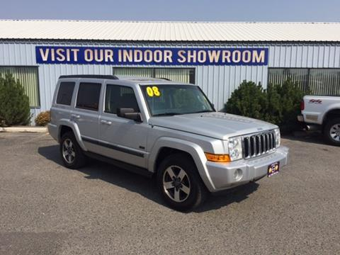 2008 Jeep Commander for sale in Butte, MT