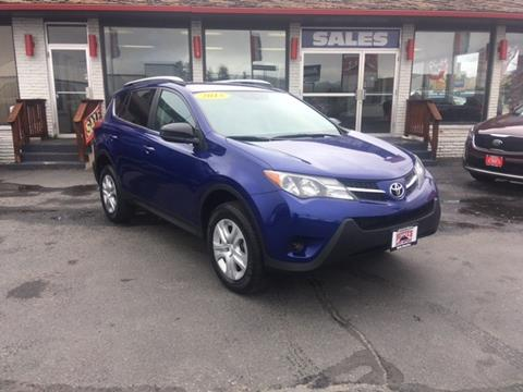 2015 Toyota RAV4 for sale in Butte, MT
