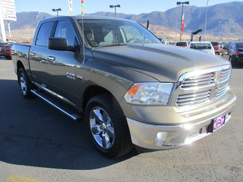 2013 RAM Ram Pickup 1500 for sale in Butte, MT