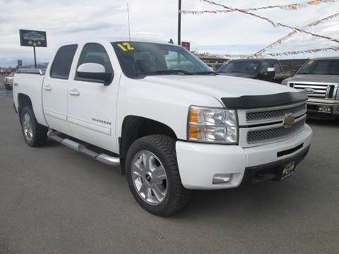 2012 Chevrolet Silverado 1500 for sale in Butte, MT