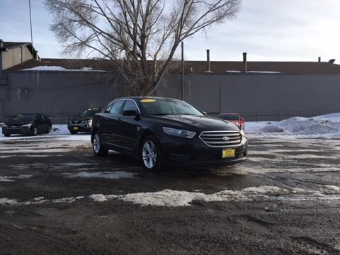 Used ford taurus for sale in montana for Mile high motors butte