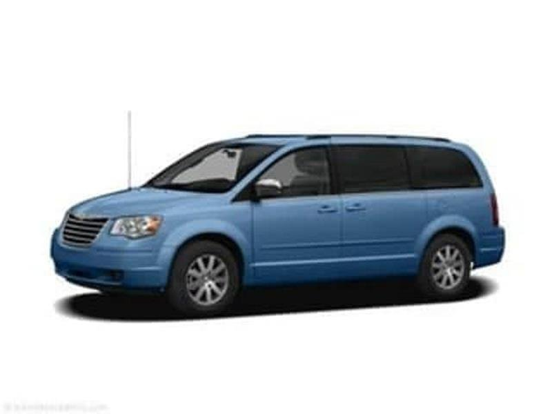 2010 Chrysler Town And Country Touring 4dr Mini-Van In Butte MT ...