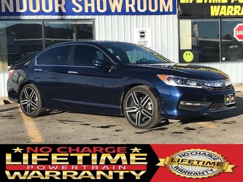 2017 Honda Accord for sale in Butte, MT