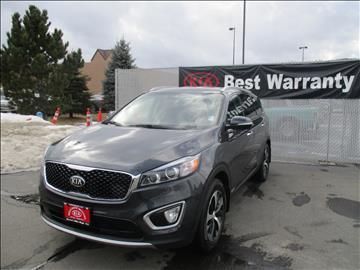 2017 Kia Sorento for sale in Butte, MT