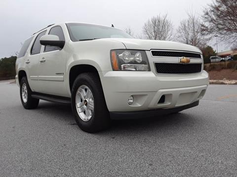 2007 Chevrolet Tahoe For Sale In Roswell GA