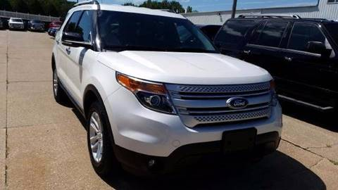 2014 Ford Explorer for sale in Geneseo, IL