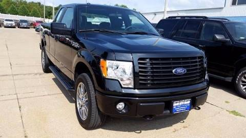 2014 Ford F-150 for sale in Geneseo, IL