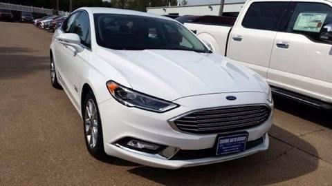 2017 Ford Fusion Energi for sale in Geneseo, IL