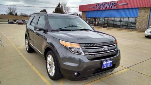 Crowe Ford Geneseo Il
