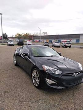 2013 Hyundai Genesis Coupe for sale in Topeka, KS