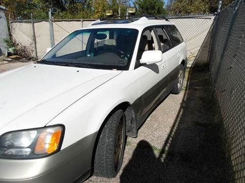 2001 Subaru Outback for sale in Topeka, KS