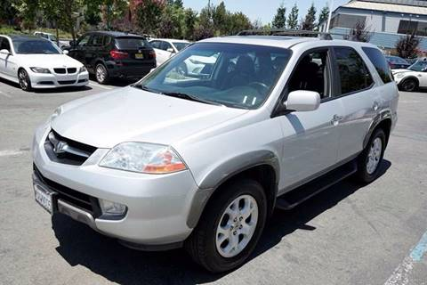 2002 Acura MDX for sale in Hayward, CA