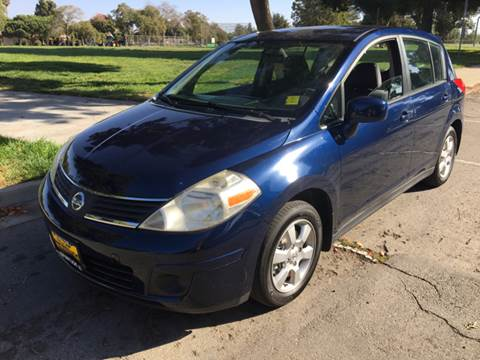 2007 Nissan Versa for sale in Hayward CA