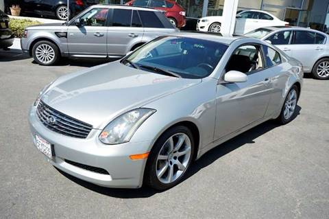 2004 Infiniti G35 for sale in Hayward CA