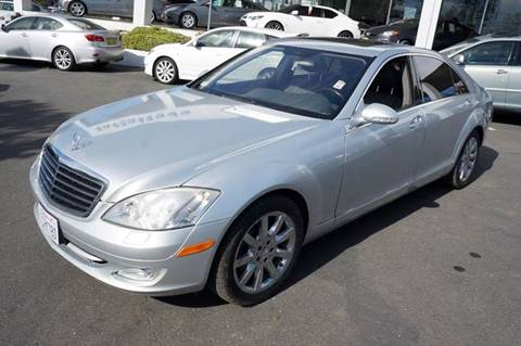 2007 Mercedes-Benz S-Class for sale in Hayward, CA