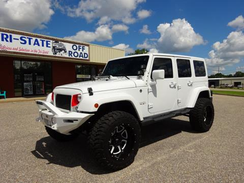 2016 Jeep Wrangler Unlimited for sale in Dothan, AL
