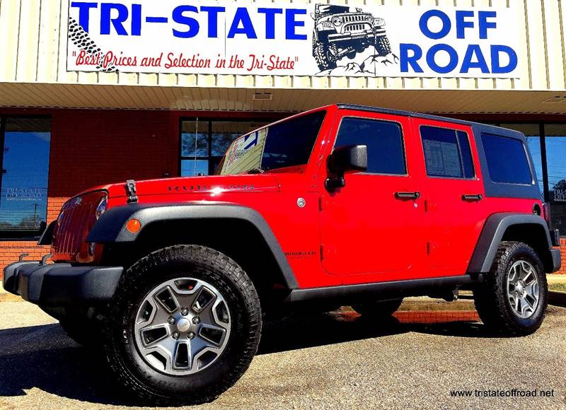 2014 Jeep Wrangler Unlimited For Sale At Tri Stateoffroad.net In Dothan AL