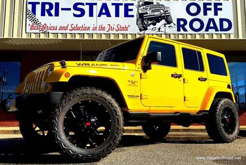 2015 Jeep Wrangler Unlimited for sale at Dothan OffRoad And Marine in Dothan AL