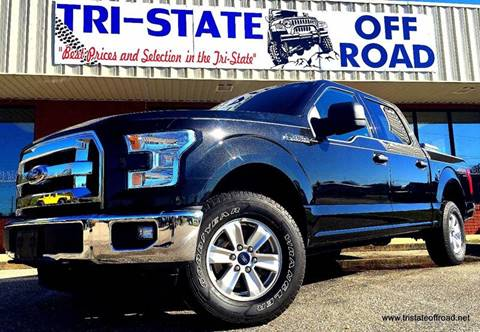 2015 Ford F-150 for sale at Dothan OffRoad And Marine in Dothan AL