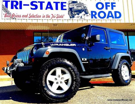 2007 Jeep Wrangler for sale at Dothan OffRoad And Marine in Dothan AL