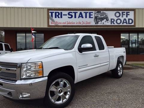 2012 Chevrolet Silverado 1500 for sale at Dothan OffRoad And Marine in Dothan AL