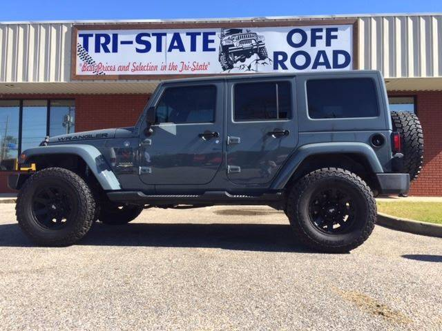 Elegant 2015 Jeep Wrangler Unlimited For Sale At Tri Stateoffroad.net In Dothan AL