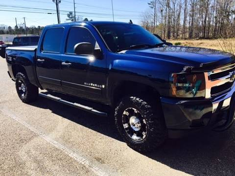 2007 Chevrolet Silverado 1500 for sale at Dothan OffRoad And Marine in Dothan AL
