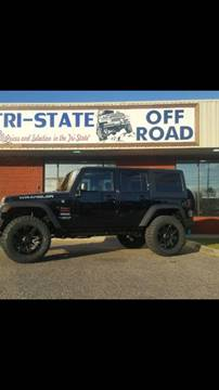 2016 Jeep Wrangler Unlimited for sale at Dothan OffRoad And Marine in Dothan AL